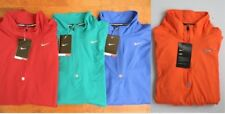 NWT Men's Nike Dri-Fit Quarter Zip Long Sleeve Running Shirt 4 Colors Size S/M/L