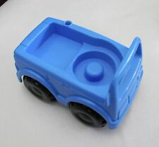 Fisher Price Little People MAIN STREET MAIL TRUCK Post Office Postal Vehicle