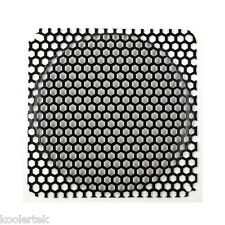140mm Black Steel Mesh Computer PC Case Fan Filter / Grill / Guard (Honeycomb)
