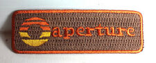 "PORTAL Game- Aperture Science Innovations 2.5"" Patch-FREE S&H (PORTPA-08)"