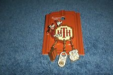 Disney DLR TWILIGHT ZONE TOWER OF TERROR EVENT  GOOFY WARM WELCOME Dangle Pin