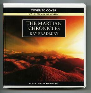 The Martian Chronicles: Ray Bradbury - Audio Book - Unabridged - 6CDs