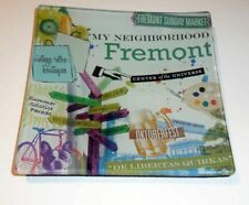 Fremont Neighborhood Small Plate / Tray (Seattle Wa Collection) New