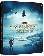 Miss Peregrines Home for Peculiar Children - Blu-Ray Steelbook - 3D & 2D