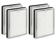 isinlive Ma-25 H13 True Hepa Replacement Filter 4 Pack Compatible with Medify Ma