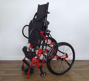 LifeStand Helium LSA standing wheelchair stand-up, VariLite permobil-levo-tilite