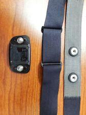 Garmin Original Heart Rate Monitor Hrm3-ss Soft Strap & Sensor