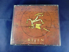 RIVEN - THE SEQUEL TO MYST - PC/MAC GAME 1997