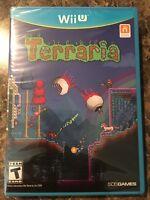 Terraria (Nintendo Wii U, 2016)