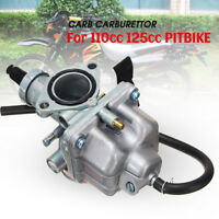26mm PZ26 Carburetor Carb For 110cc 125cc Chinese Import Pitbike Dirt Bike ATV