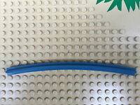 LEGO 1 ROTAIA TRENO CURVA blu Art.3229 TRAIN CURVED TRACK blue blaue