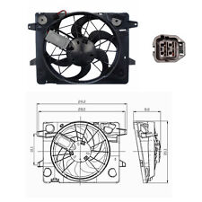 Dual Rad & Cond Fan Assembly Fits: 2003 - 2005 Mercury Grand Marquis V8 4.6L