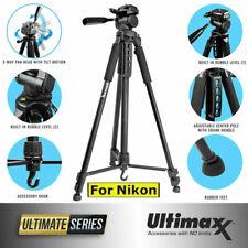 "75"" Professional Lightweight Heavy Duty Tripod For Nikon Dslr Cameras"