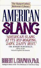 American Slang - Robert L. Chapman (Paperback)