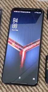 ASUS ROG Phone 2 (ZS660KL) - 512GB - 12GB Ram - Black (Unlocked) Gaming Phone