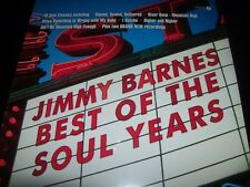 Jimmy Barnes (Cold Chisel) Best Of The Soul Years Rare 2 LP – New