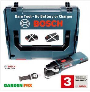 new Bosch GOP18V-28 Cordless Multi-Tool L-Boxx 06018B6001 3165140842587 ..