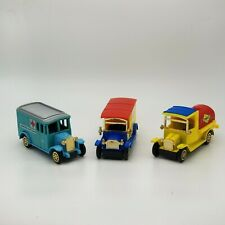 Collectors Vintage Toy Trucks - Sunco, Wonder Bread, American Ambulance
