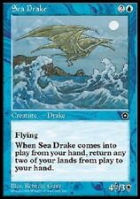 Drâkon Marin - Sea Drake - Portal - NM - Mtg Magic