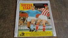 Soccer Star Vol16 No.9  Nov 10  1967