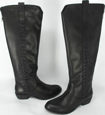 Low (3/4 in. to 1 1/2 in.) Solid Riding, Equestrian Boots for Women