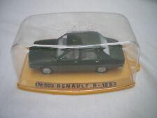 Renault R 12 S 1/43 M-503 Vert métallisé Pilen Spain 1972 Neuf Boite MiB