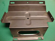 (4800) Jaguar XKE 1,2 Stainless Battery Support Bracket