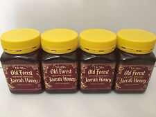 4 Jars - Special Jarrah Honey Pure Unprocessed Healthy Total Activity TA30+ 500g