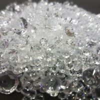 2500 x Clear Wedding Scatter Crystals Gems Table Decoration Diamond Confetti