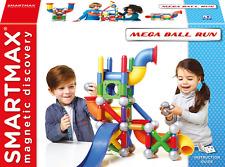 Smartmax Mega Ball Run gioco Magnetico Sfera ferroviario