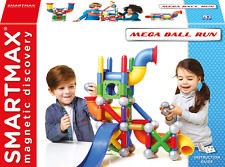 SmartMax Mega Ball Run Magnetspiel Kugelbahn