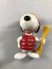 Snoopy World Tour 1 McDonalds Toy New Zealand