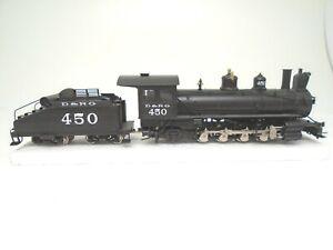HOn3 brass 2-8-2 Steam Locomotive, for repair
