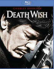 Death Wish (Blu-ray Disc, 1974, 40th Anniversary)