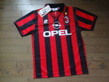 AC Milan 100% Original Jersey Shirt S 1996/97 Home BNWT Extremely Rare [2754]