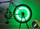 [US Seller] New ATOZI Bike Cycle Bicycle Tire Wheel Spoke Valve LED Light Green