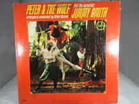 JIMMY SMITH Peter & The Wolf  V6-8652 VERVE  LP  (STEREO) VG+ cover VG+