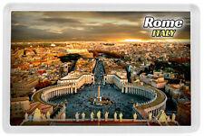 ROME ITALY FRIDGE MAGNET SOUVENIR MOD. 2 - ROMA ITALIA IMAN NEVERA