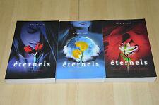 lot 3 livres série ETERNELS tomes 1 2 3 - Alyson Noël