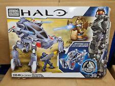 Mega Bloks Halo UNSC Quad Walker - Complete & Great condition