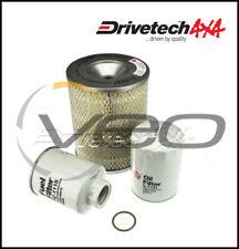 DRIVETECH 4X4 SERVICE FILTER KIT FITS TOYOTA HILUX LN106R 2.8L 3L 10/88-11/97