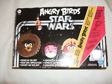 Angry Birds Star Wars Pack-Launcher 2 Blocks & 4 Figures contents sealed