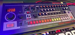Roland TR-08 Boutique, virtuell analoger Drumcomputer, Rhythm Composer, TR-808