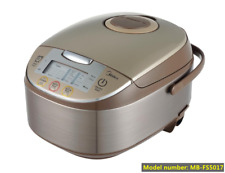 Midea Intelligent Rice Cooker with Keep Warm Function 10 Cups 1.8L MB-FS5017