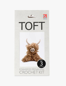 TOFT Morag the Highland Cow Crochet Kit