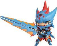 USED Nendoroid Monster Hunter Male Swordsman Lagia X Edition Good Smile Company