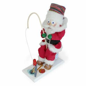 NEW FOR 2021 - Steinbach Alaska Santa Nutcracker Made In Germany