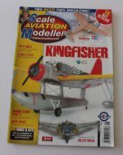 Escala Aviation Modeller Revista 22.8 Mosquito,Me410,Ho229,OS2U Kingfisher,He-51