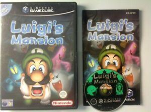 Luigi's Mansion Gamecube C191A1