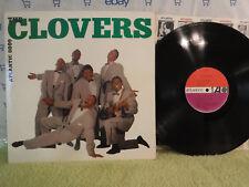 The Clovers, Atlantic Records 8009, 1960.  R&B, Funk/Soul, Doo Wop, Rock